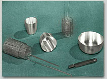 Platinum Gauze Electrodes and various Platinum Labwares