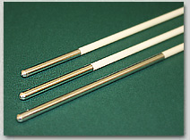 Platinum thermocouples